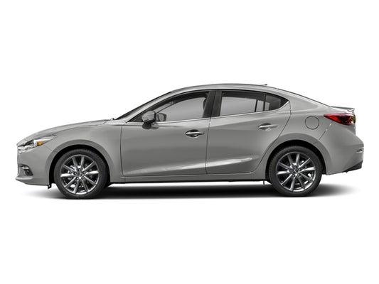 2018 Mazda3 4-Door Grand Touring Manual Trans
