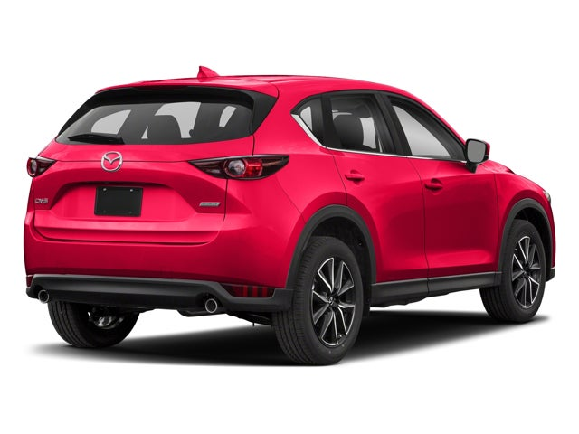 Certified 2018 Mazda CX-5 Touring with VIN JM3KFBCM8J0387794 for sale in Rochester, Minnesota