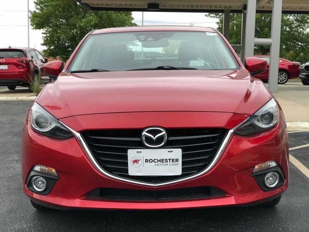 Used 2014 Mazda MAZDA3 s Grand Touring with VIN JM1BM1W36E1151110 for sale in Rochester, Minnesota