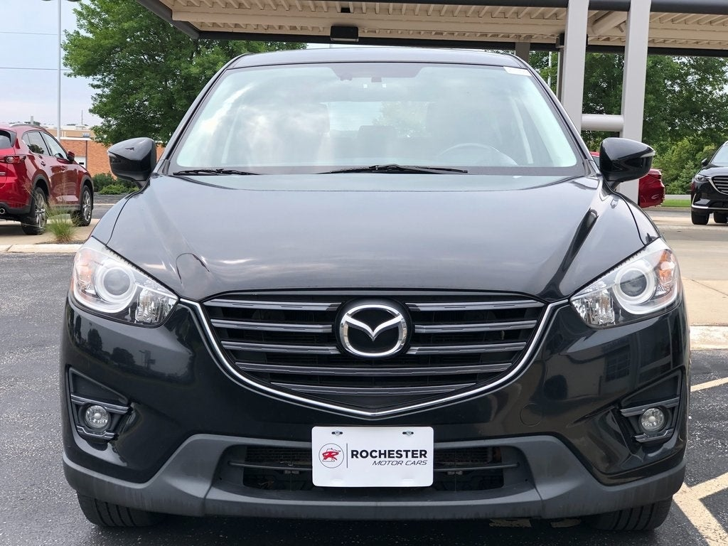 Used 2016 Mazda CX-5 Grand Touring with VIN JM3KE4DY3G0714711 for sale in Rochester, Minnesota