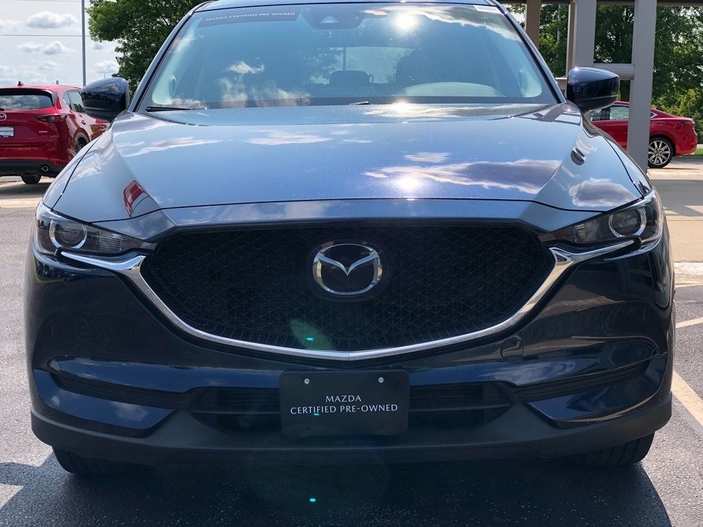 Certified 2018 Mazda CX-5 Touring with VIN JM3KFBCM4J0410732 for sale in Rochester, Minnesota