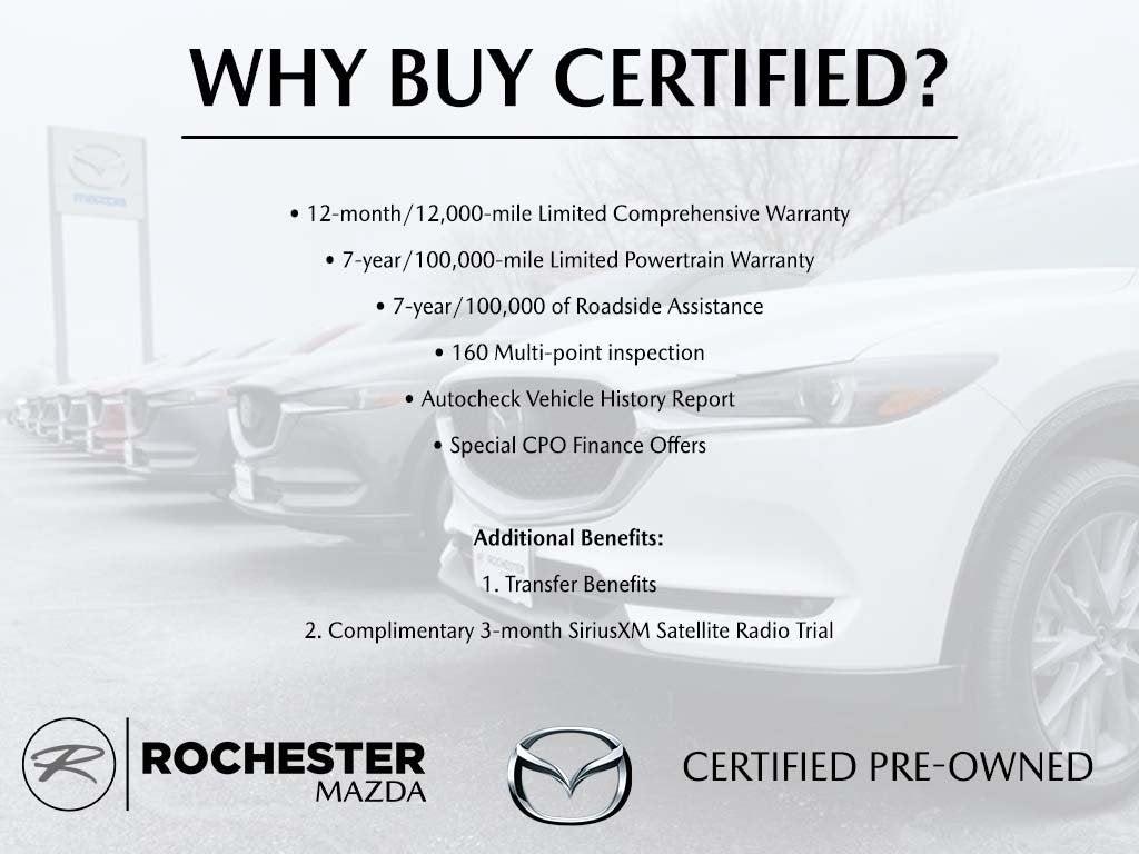 Certified 2018 Mazda CX-5 Grand Touring with VIN JM3KFBDM7J0397389 for sale in Rochester, Minnesota