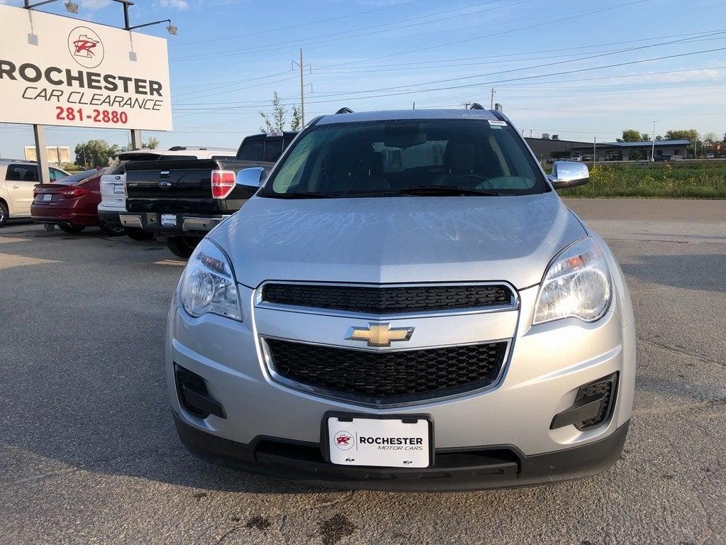 Used 2014 Chevrolet Equinox 1LT with VIN 2GNFLFEK5E6109378 for sale in Rochester, Minnesota