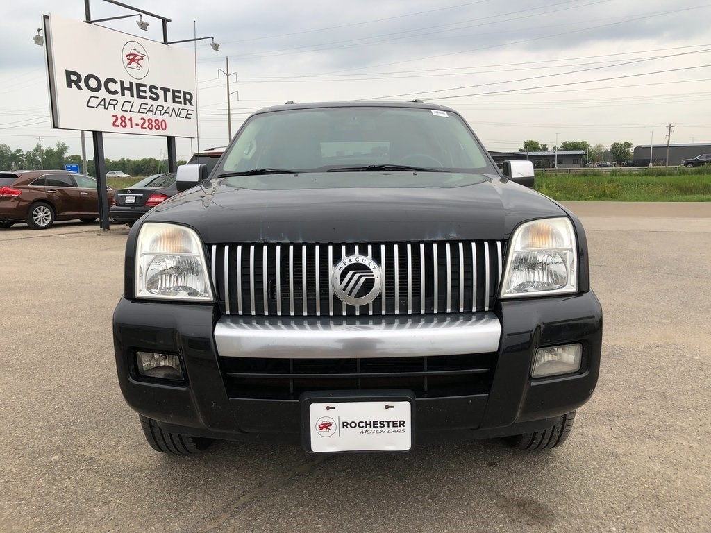 Used 2006 Mercury Mountaineer Premier with VIN 4M2EU488X6UJ11050 for sale in Rochester, Minnesota